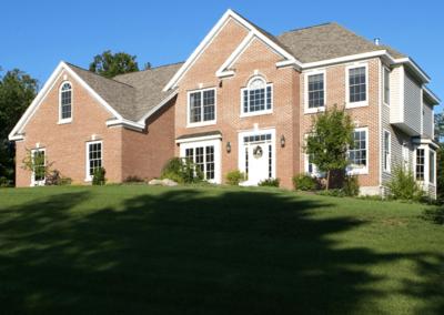 Elegant Brick Home
