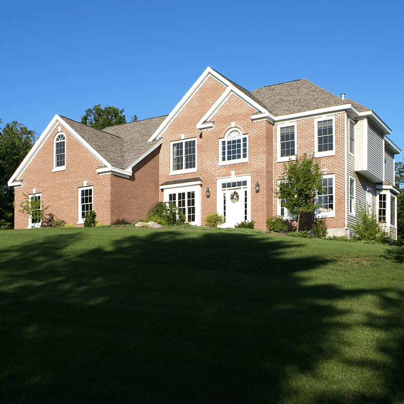 Elegant Brick Home