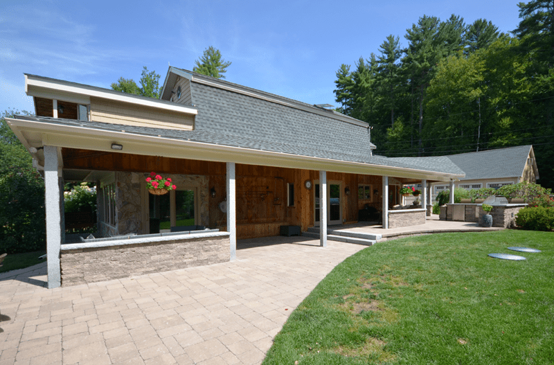 Lake House Renovation in Amherst